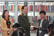 [Video] Trường THPT Kim Sơn B nhớ Chủ tịch nước Trần Đại Quang