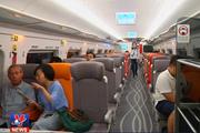[Video] Tàu cao tốc nối các thành phố Trung Quốc với Hong Kong