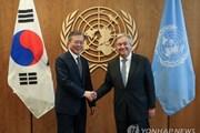 Hàn Quốc tìm kiếm sự ủng hộ quốc tế với quan hệ liên Triều