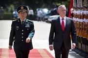 Bộ trưởng Quốc phòng Mỹ tìm cách tăng quan hệ quân sự với Trung Quốc