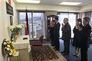 Sứ quán Việt Nam tại Trung Quốc tổ chức lễ viếng Chủ tịch nước