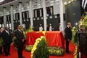 [Video] Báo quốc tế đưa tin về Lễ viếng Chủ tịch nước Trần Đại Quang