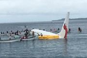 [Video] Tình hình 4 công dân Việt trên máy bay gặp nạn tại Micronesia