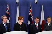 Nhật Bản-Australia duy trì áp lực với Triều Tiên về phi hạt nhân
