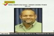 Venezuela bắt sỹ quan quân đội tiết lộ tin chiến lược cho Colombia