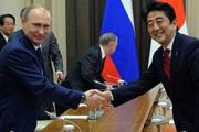 Nhật Bản khẳng định chưa thể ký hiệp ước hòa bình với Nga