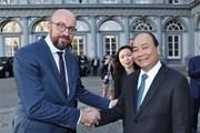 Việt Nam-Bỉ mở rộng, làm sâu sắc hơn mối quan hệ trong nhiều lĩnh vực