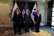 Nhật-Mỹ-Hàn sẽ thực thi nghiêm túc các lệnh trừng phạt Triều Tiên