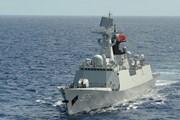 Nhật Bản và Trung Quốc nối lại các hoạt động giao lưu tàu chiến