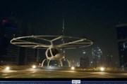 [Video] Volocopter thử nghiệm taxi bay đầu tiên tại Singapore