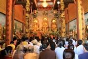Thành lập ban điều phối giáo hội phật giáo Việt Nam tại Lào