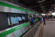 Hà Nội kết nối hạ tầng giao thông với tuyến đường sắt trên cao