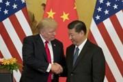 Cuộc gặp giữa các lãnh đạo Mỹ-Trung Quốc ra bên lề G20