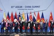 Trung Quốc-ASEAN cam kết thúc đẩy đàm phán để tránh đụng độ Biển Đông