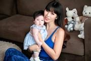 Ba nguyên tắc giúp siêu mẫu Hà Anh giảm 12kg sau khi sinh