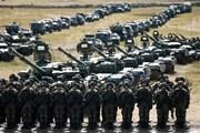 Nga cử 250 binh sỹ tới Ấn Độ tham gia tập trận chung Indra-2018