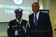 LHQ trao giải nữ sỹ quan gìn giữ hòa bình 2018 cho bà Phyllis Osei
