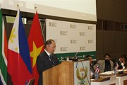 Hướng tới trang mới trong quan hệ ngoại giao Việt Nam-Nam Phi