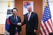 Mỹ ủng hộ mạnh mẽ kế hoạch kết nối đường sắt liên Triều