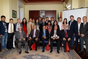 Hội Doanh nhân người Việt tại Italy góp phần thúc đẩy hợp tác kinh tế