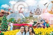 Festive Wonderland - Lễ hội thần tiên tại xứ sở Vinpearl Land