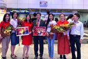 Đại sứ Việt Nam tại Malaysia động viên các tuyển thủ Việt Nam