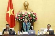 Sắp khai mạc phiên họp thứ 29 Ủy ban Thường vụ Quốc hội khóa 14