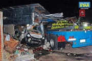 Philippines: Xe tải 10 bánh mất phanh gây tai nạn, khiến 6 người chết