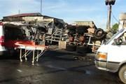 Vụ cháy xe bồn tại Bình Phước gây thiệt hại tài sản trên 10 tỷ đồng