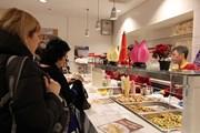Đặc sắc gian hàng Việt Nam tại hội chợ thực phẩm quốc tế Ukraine