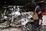 Xe chở bom phát nổ gần biên giới Syria-Thổ Nhĩ Kỳ, 9 người tử vong