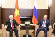 2018 - một năm đầy thành công và hy vọng của quan hệ Nga-Việt Nam