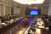 Trung-Hàn nhất trí tăng cường hợp tác quốc phòng song phương