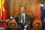 Việt Nam-Nam Phi chia sẻ và hỗ trợ nền tảng phát triển quan hệ