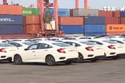 [Video] Rà soát hồ sơ ôtô nhập khẩu theo diện biếu, tặng