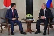 Nhật Bản-Nga đàm phán hiệp ước hòa bình trong không khí yên bình