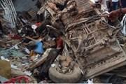 Nigeria: Xe tải chở gạo nghi bị mất lái lao vào chợ, 20 người tử vong