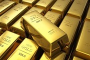 Giá vàng thế giới đi lên trong khi chứng khoán toàn cầu sụt giảm