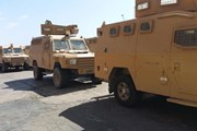 Qatar tài trợ xe bọc thép cho Somalia nhằm tăng ảnh hưởng tại châu Phi