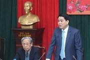 Chủ tịch UBND Hà Nội tiếp đoàn Tổng hội Hội thánh Tin lành Việt Nam