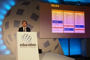 Bộ trưởng Phùng Xuân Nhạ phát biểu ấn tượng tại diễn đàn quốc tế