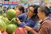 Hàng hóa phục vụ Tết tại TP. HCM giảm giá nhẹ trước thềm năm mới