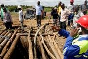Zimbabwe: 60 thợ có thể đã thiệt mạng trong 2 mỏ vàng bị ngập nước