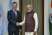 Ấn Độ-Argentina thảo luận quan hệ song phương, tìm kiếm hợp tác mới