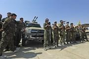 Syria: Người Kurd không thả chiến binh ngoại quốc đang bị giam của IS