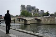 [Video] Pháp: Nhà thờ Đức Bà Paris không được bảo hiểm