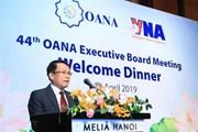 [Video] TTXVN đăng cai hội nghị ban chấp hành OANA lần thứ 44