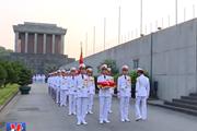 [Video] Niềm vinh dự của những chiến sỹ canh giấc ngủ cho Người