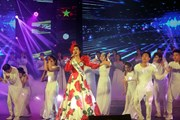 [Photo] Chung kết Cuộc thi tiếng hát ASEAN+3 tại Quảng Ninh
