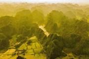 [Photo] Mê mẩn trước vẻ đẹp tựa tiên cảnh của Tam Cốc mùa Thu